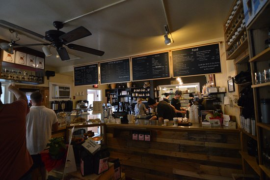 Saugatuck, MI: Uncommon Coffee