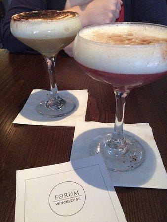 Forum cocktails 12