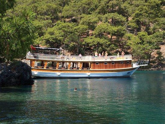 VIRA Gunluk Gezi Teknesi