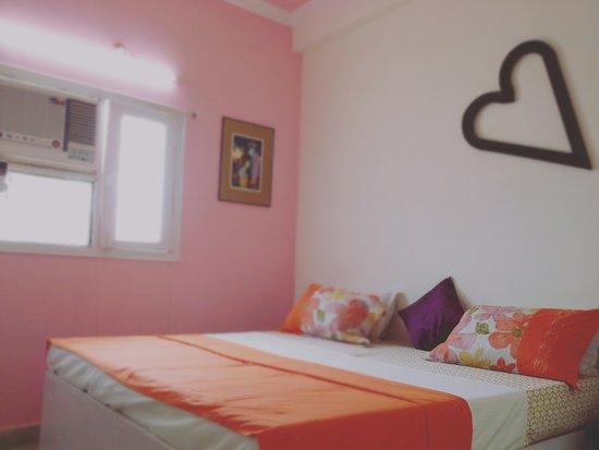 Krishna Haveli - Hotel Mumtaj Villa: Room 2