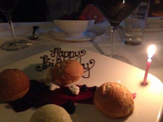 เคลย์ตัน, มิสซูรี่: Dessert