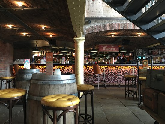 3a4645c7ac Bar - Picture of Revolucion de Cuba Albert Dock, Liverpool - TripAdvisor