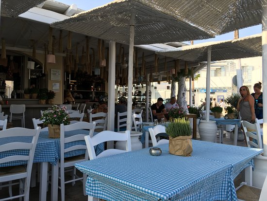 Rien redire avis de voyageurs sur farina restaurant mykonos ville tripadvisor - Mykonos lieux d interet ...