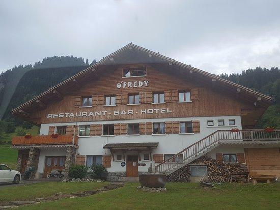 Foto de Hotel U'Fredy