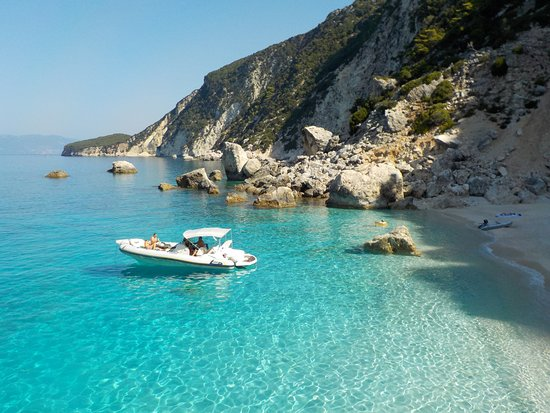 Fiscardo, Greece: sea-nature afales ithaca