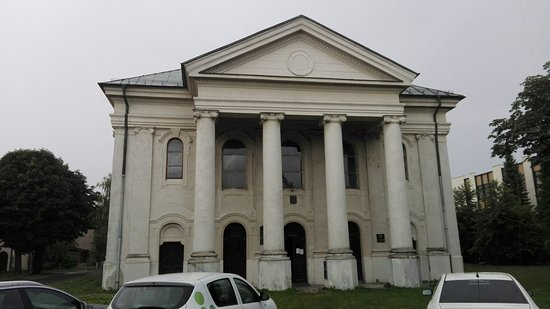 The Synagoge of Liptovsky Mikulas