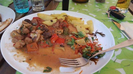 Cucina di casa - restaurant & bar: Tigaie picanta
