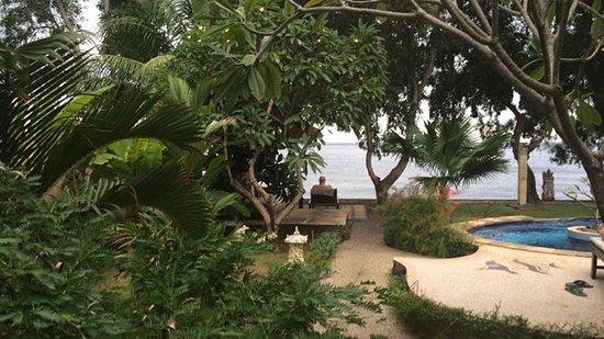 Bali Dream House: Sea view bungalow