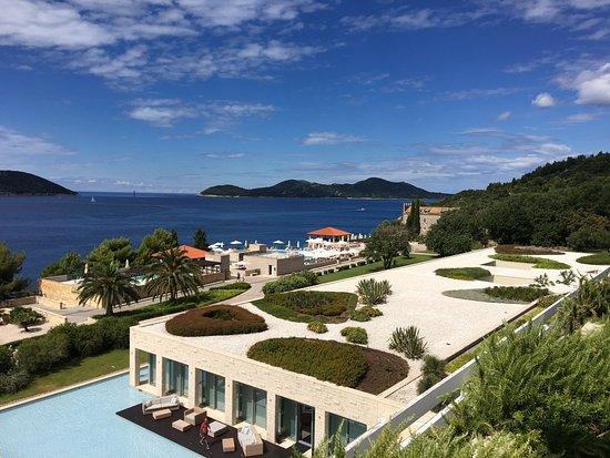 Foto de Radisson Blu Resort & Spa at Dubrovnik Sun Gardens