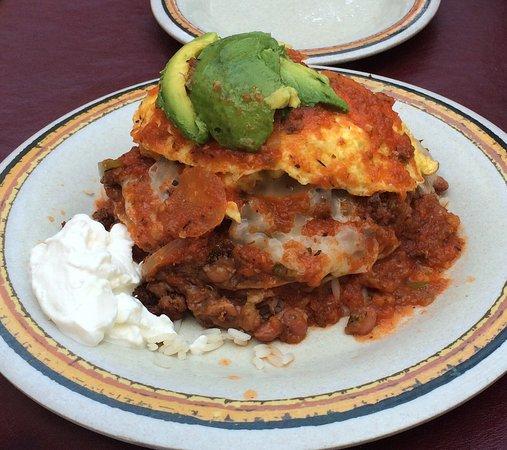 cajun kitchen cafe huevos rancheros - Cajun Kitchen