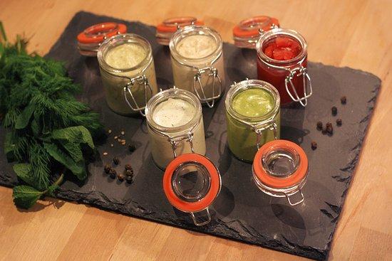 Sauce canut traboule et jardin des plantes mayonnaise for 9 rue du jardin des plantes 69001 lyon