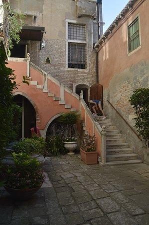 Residence Palazzo Odoni Resmi