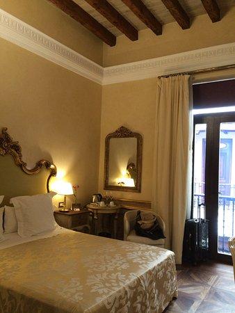 Hotel Casa 1800 Sevilla: Chambre 205