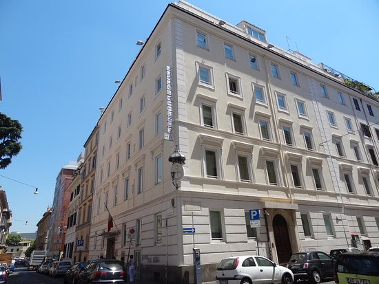 The Independent Hotel - Welcome - Rome Termini Hotel