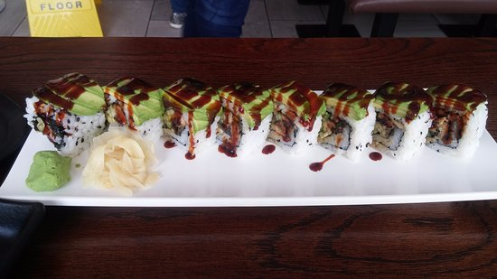 Dark Dragon Roll