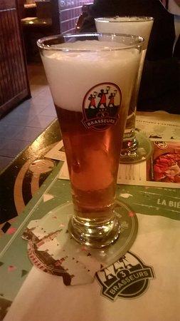 Petite-Foret, Francia: La bière de 30 ans ! humm