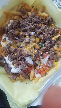 Carne Asada fries - Picture of El Super Taco, Colorado