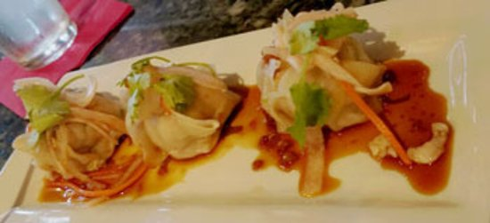 Nosh: Pork and Shrimp Shu-Mai - asian at its finest