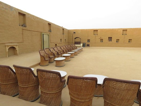 Rajasthan Desert Safari Camp Pvt. Ltd.: The entertainment area