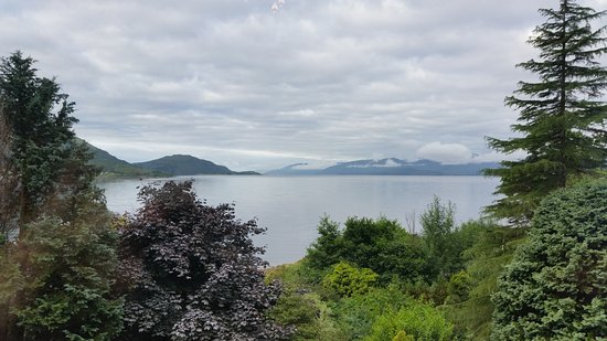North Ballachulish, UK: View from our breakfast table - Just stunning