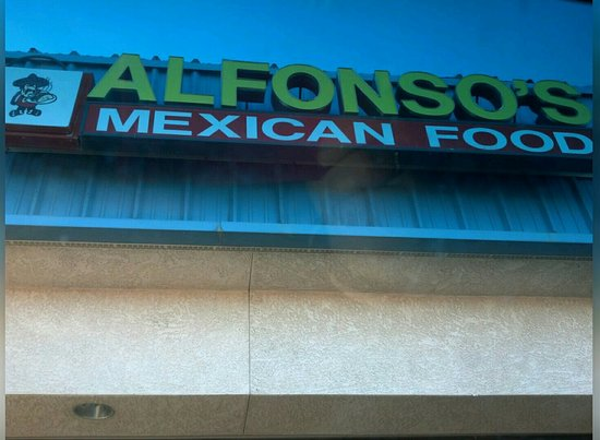 Chino Valley, AZ: Alfonso's Mexican Food