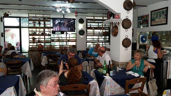 la vecchia cucina - Picture of La Vecchia Cucina da Ernesto, Cava De ...
