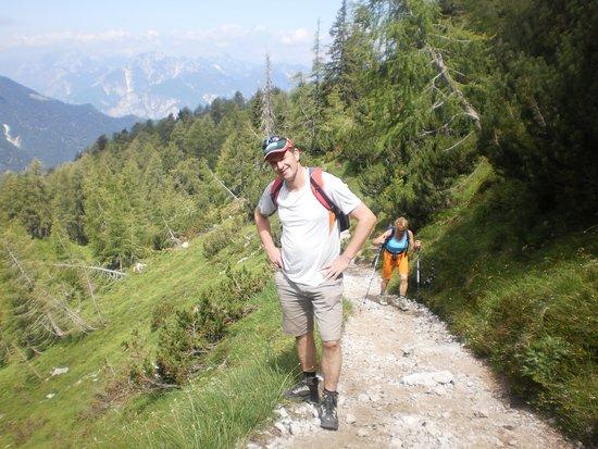Weissbriach, Áustria: Wandern ist Chefsache