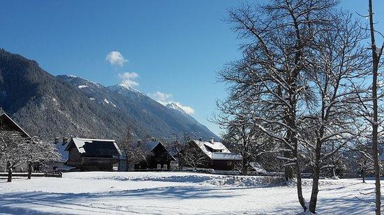 Weissbriach, Áustria: Weißbriach winterweiss
