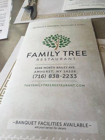 The Family Tree Restaurant Amherst Ny