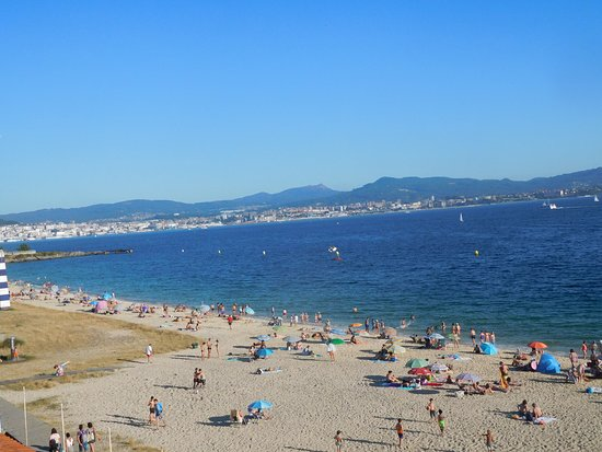 Hotel Playa: Playa de A Rodeira