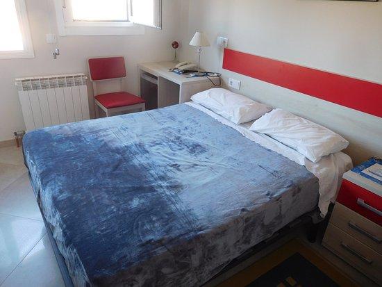 Hotel Playa: Habitación