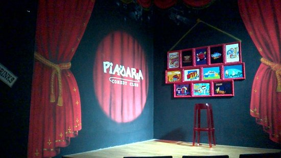 ‪Piadaria Comedy Club‬