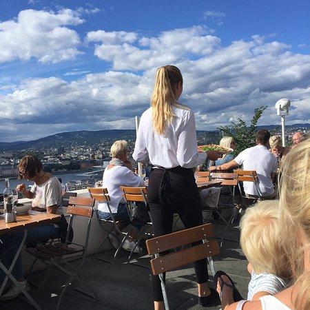 Perfekt søndag på Ekeberg