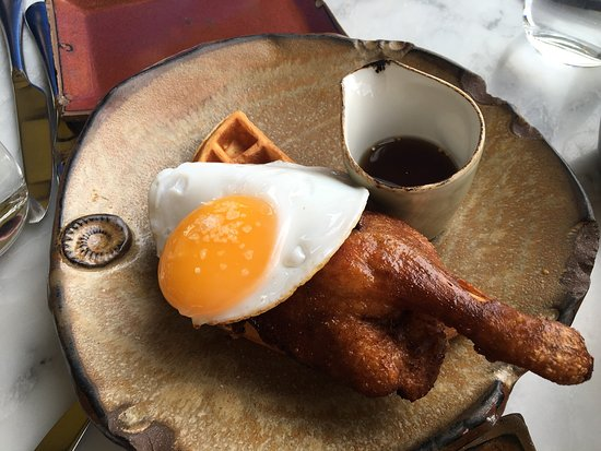 good interesting food picture of duck and waffle london tripadvisor