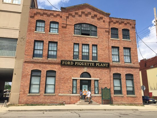 ‪The Ford Piquette Avenue Plant‬