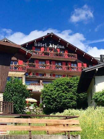 호텔 알피나 사진