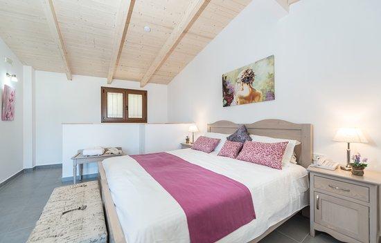 xirokastello greece split level suite bedroom