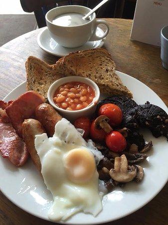 Breakfast at 81 Renshaw
