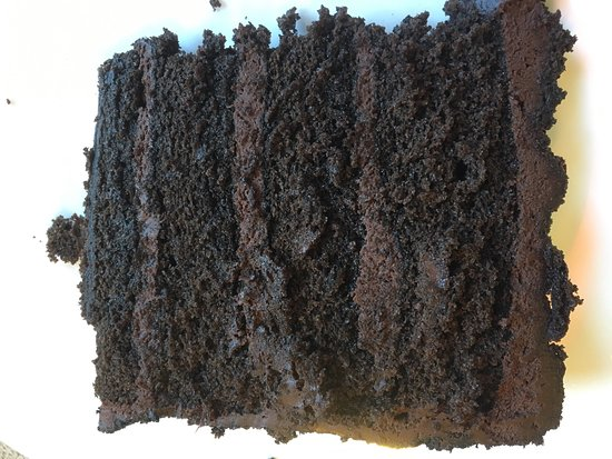 Clinton, OK: Homemade four layer chocolate cake