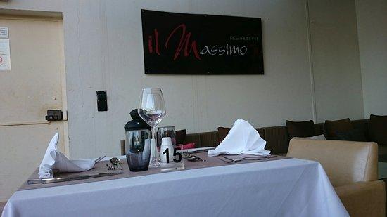 Melia Madeira Mare Resort & Spa: Massimo at the Melia Madeira Mare Resort and Spa