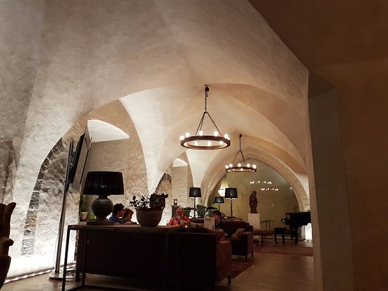 Clarion Hotel Wisby: Lobby