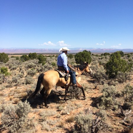 Memorable, wonderful outdoor cowboy experience