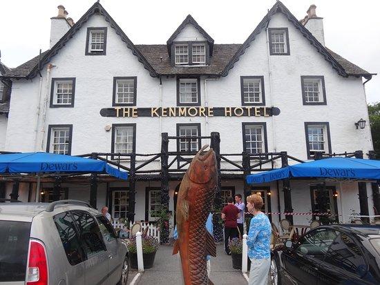 Kenmore Hotel: Quaint and Quiet!