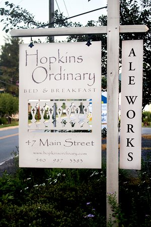 Hopkins Ordinary Bed & Breakfast-bild