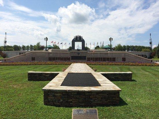National D-Day Memorial Aufnahme