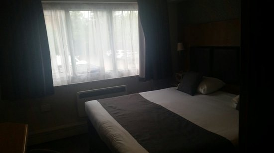 Good Night Inns De Trafford Hotel: Room 23