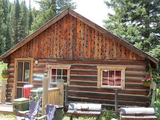 Ripple Creek Lodge : One of our cabins