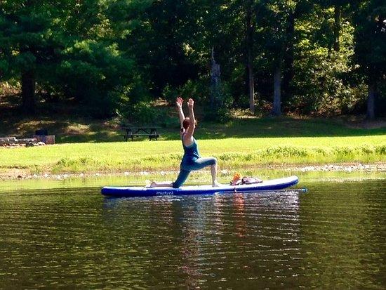 Crozet, Вирджиния: SUP Paddle Board Classes