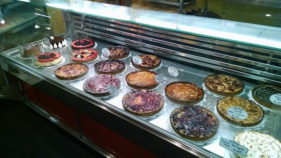 Cohasset, MA: Fantastic-looking tarts!