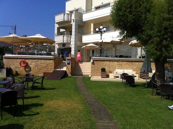Molos Bay Hotel Bild